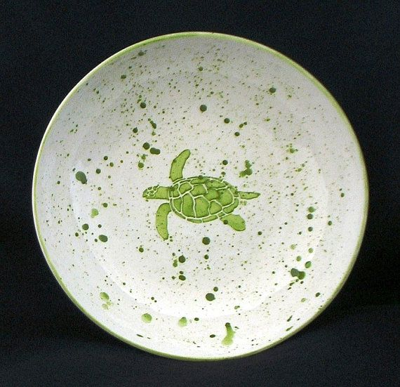 Hey, I found this really awesome Etsy listing at https://www.etsy.com/listing/118317136/pasta-bowl-sea-turtle-pasta-bowl