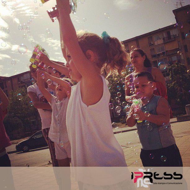 COSA BOLLE A LIBRINO? CATANIA 30 settembre 2013 - Flashmob di sensibilizzazione per la raccolta differenziata.