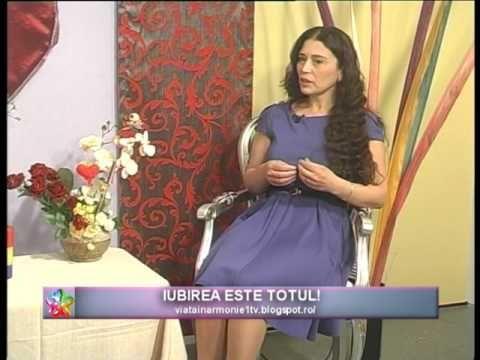 VIATA IN ARMONIE - Psihoterapeut DORINA TUFAN - IUBIREA ESTE TOTUL!_01 0...