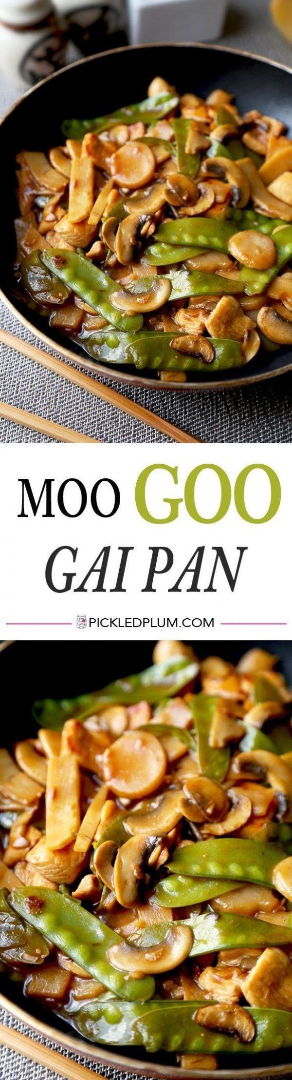 Get the recipe Moo Goo Gai Pan @recipes_to_go