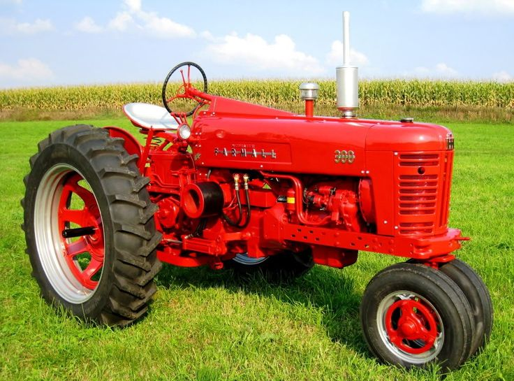 1956 Case Tractor : Best images about the little red tractor on pinterest