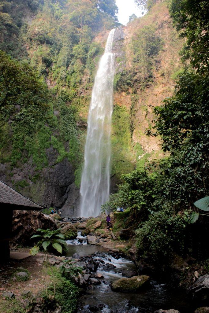 Cimahi Waterfall - Bandung - Indonesia