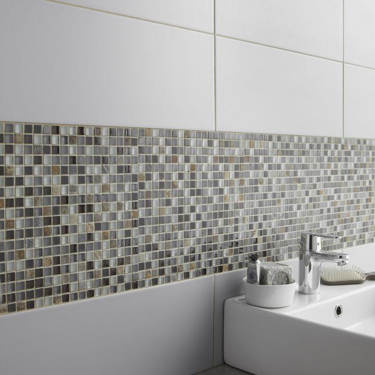 17 meilleures images propos de salle de bain sur pinterest studios turqu - Leroy merlin carrelage metro ...