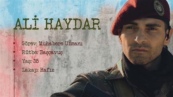 Mustafa Yıldıran Kimdir ? Söz Dizisi Başçavuş Ali Haydar Bozdağ