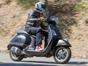 2013 Vespa GTS 300 Scooter Review - Motorcycle USA