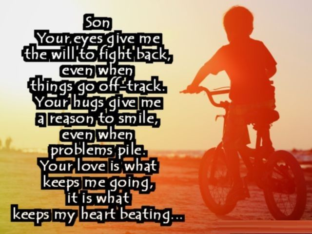 Birthday Quotes for Son from Mom