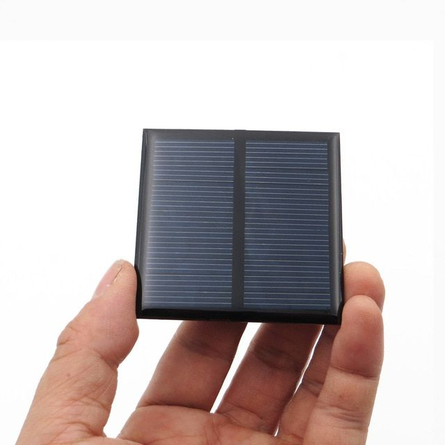 5 5v 80ma Solar Cells Epoxy Polycrystalline Silicon Diy Battery Power Charger Module Small Solar Panels Toy Review Small Solar Panels Solar Panels Solar Cell