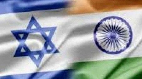 """The Flourishing Indian-Israeli Relations Joseph Puder, """"The sky is the limit.""""  As relations between the European Union countries and Israel are getting cooler and more tense, Israel's relations with India, a future superpower, is getting warmer and stronger. Last November, Israeli President Reuven Rivlin... http://conservativeread.com/the-flourishing-indian-israeli-relations/"""