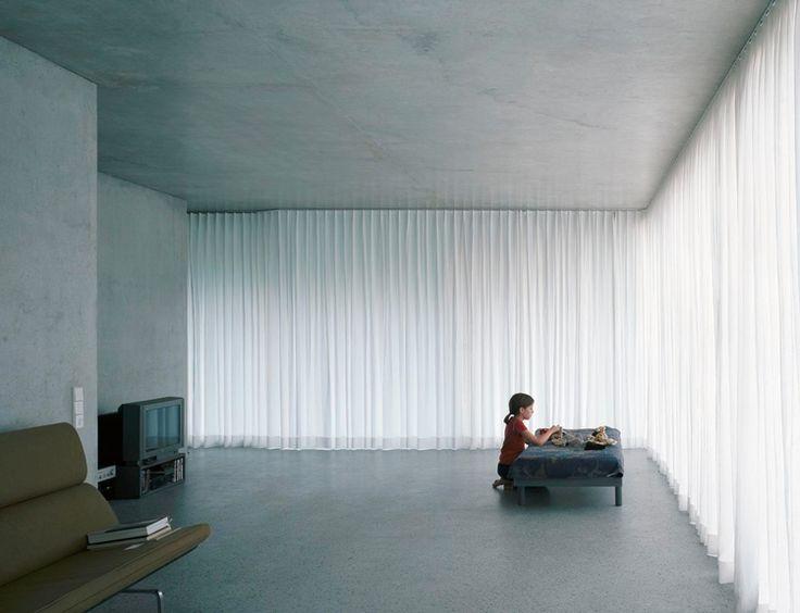 Apartment Building, Forsterstrasse, Zurich, 2003 Christian Kerez