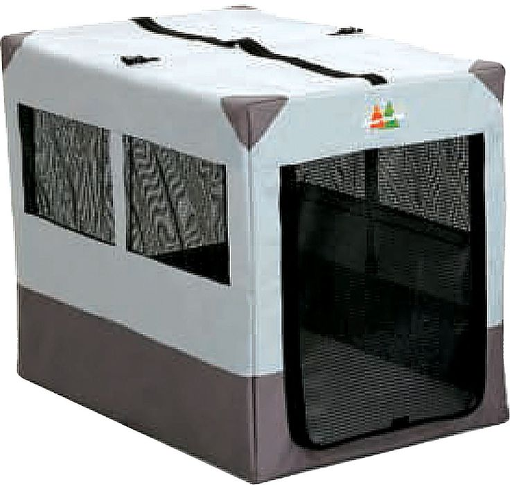 midwest homes for pets sportable canine camper portable tent crate