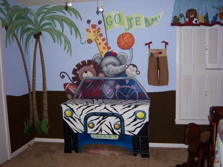 They turned the dresser into the front of the truck.  How clever!!