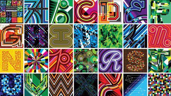 abcd lettering 55+ Designs of abcdefghijklmnopqrstuvwxyz | Cuded