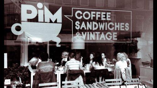pimcoffee.nl, Prins Hendrikstraat 113, Den Haag