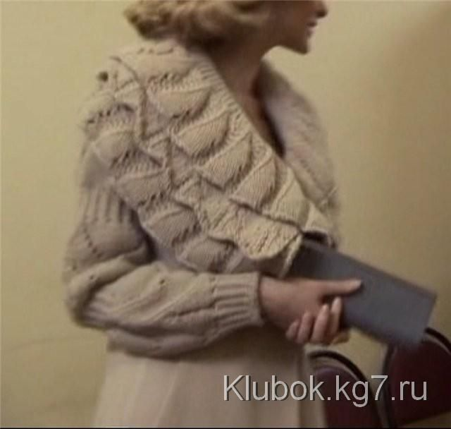 Этот воротник станет украшением Вашего пальто. Обсуждение на LiveInternet - Российский Сервис Онлайн-Дневников