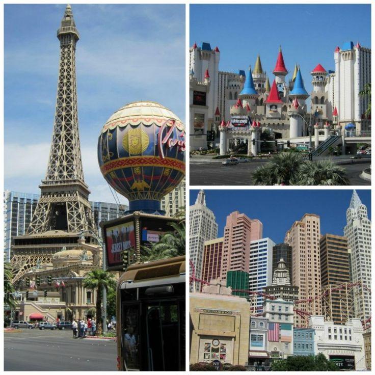 Las Vegas Outside