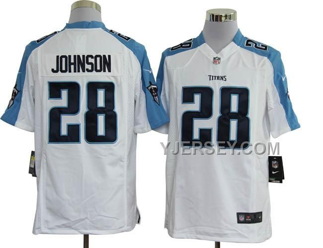 Nike NFL Jerseys Tennessee Titans Chris Johnson White,wholesale nike  football jerseys,buy new nike nfl jerseys,cheap 2013 nike nfl jerseys, nike  jerseys ...