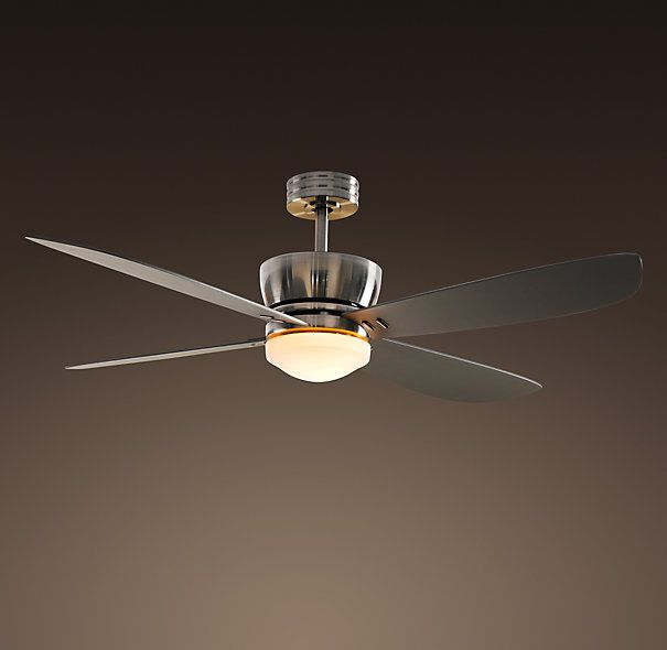 Ceiling Lamp With Fan Axis Fan Restoration Hardware 359