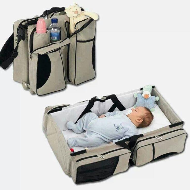 Genius diaper bag. This is the greatest design ever!