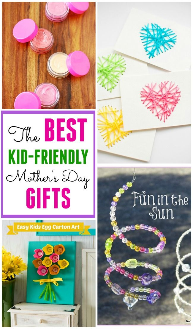 Wonderful The Best Mothers Day Gifts Part - 12: 12+ Kid Friendly Mothers Day Gifts