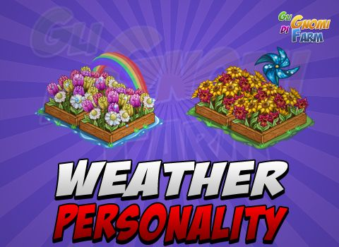 Weather Personality