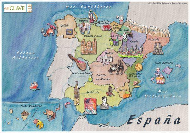 ИЗУЧЕНИЕ ИСПАНСКОГО ЯЗЫКА В ИСПАНИИ