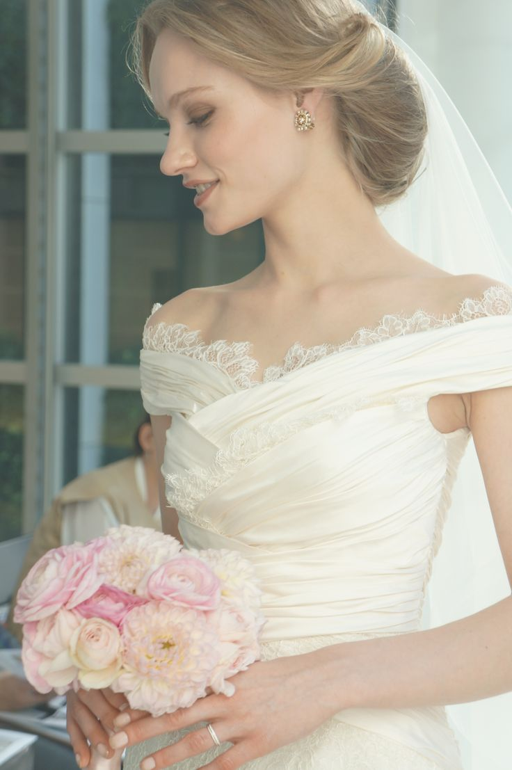 #press show #Carolina Herrera #Andrea #wedding #weddingdress#NOVARESE #キャロリーナ・ヘレラ #ウエディング #ウエディングドレス #ノバレーゼ #プレスショー
