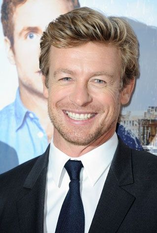 The Mentalist Simon Baker Best Images About On Pinterest