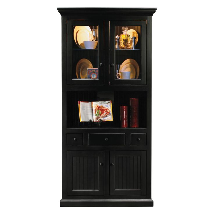 Elegant Eagle Furniture Customizable Corner Dining Hutch/Buffet   Store And Display  Your Lovely Dishes With The Eagle Furniture Customizable Corner Dining ...