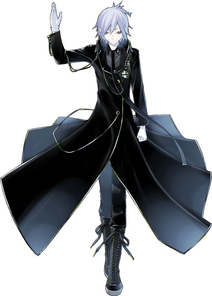 Devil Survivor 2 Anime Characters : Devil survivor yamato hotsuin artwork