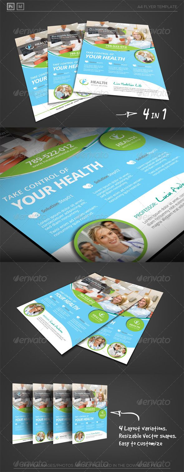 Health Medical Care - Corporate Flyer