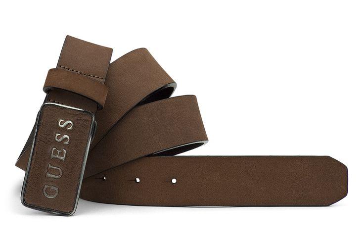 #butycom #belt #brown #guess