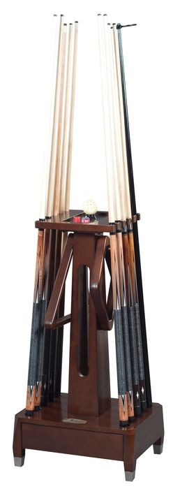 Legacy Sterling floor stand pool cue rack