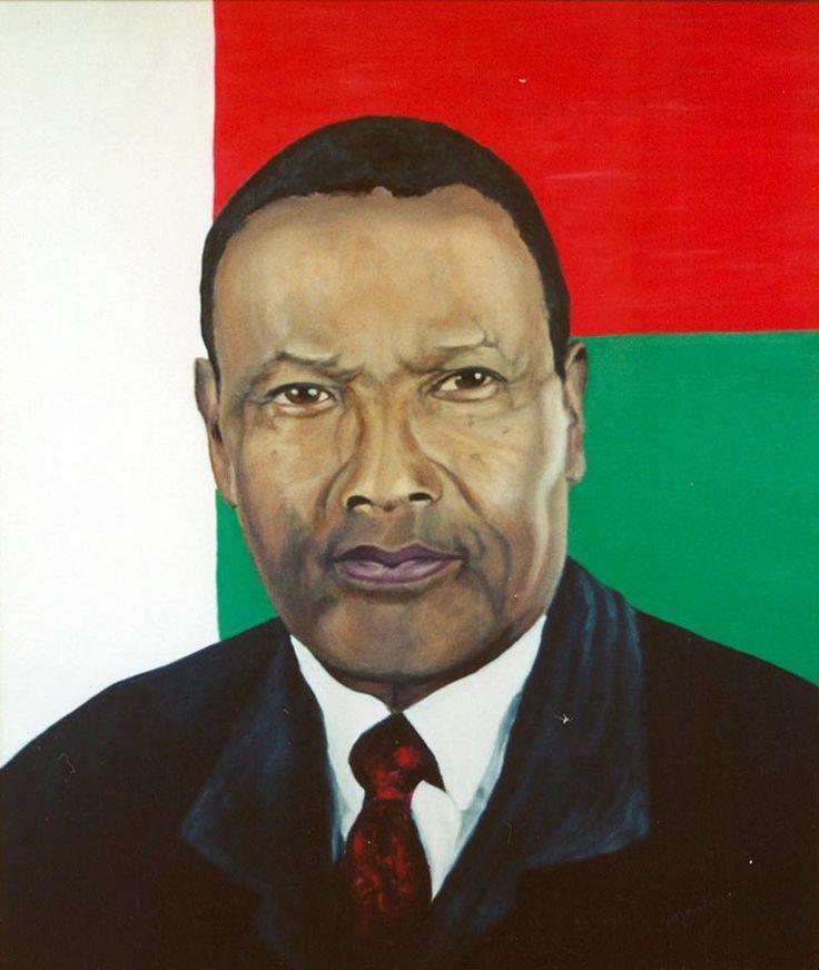 Consul de Madagascar pour exposition à Marseille