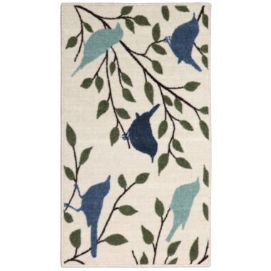 Aviary Washable Rug from jcp