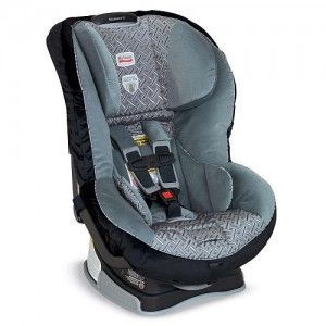 Britax Boulevard 70 Convertible Car Seat ◾Pros: ◾Safecell Technology to absorb impact ◾EZ-Buckle system ◾Strong steel bars = safety ◾Cons: ◾Can't adjust recline once anchored in ◾Velcro patches that hold straps aside don't really work ◾Must hand wash & line-dry cover