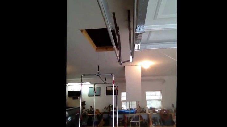 14 best dumb waiter images on pinterest dumb waiter for Garage attic lift elevator