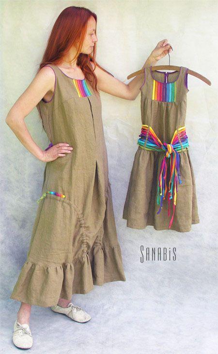 """Купить Бохо-платье """"шоколадно-бордовое"""" - платье, стиль бохо, бохо-платье, бохо-шик"""