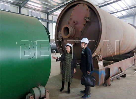 There are many waste tyre pyrolysis plant suppliers in China, among which Beston has 18 years of experience in the field of pyrolysis. Beston manufactures and supplies the leading environment friendly and cost-effective waste tire pyrolysis machine which has lower cost and higher working efficiency.
