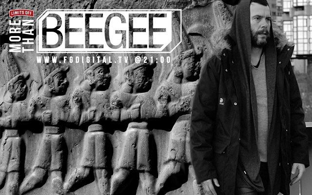 """Limits Off presents #MoreThanBeeGee"" @ 21.00 on www.fgdigital.tv  #LimitsOffDanceOn #beegee"