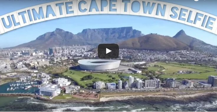 The Ultimate Cape Town Selfie… A Dronie (Yup, Filmed with a Drone)