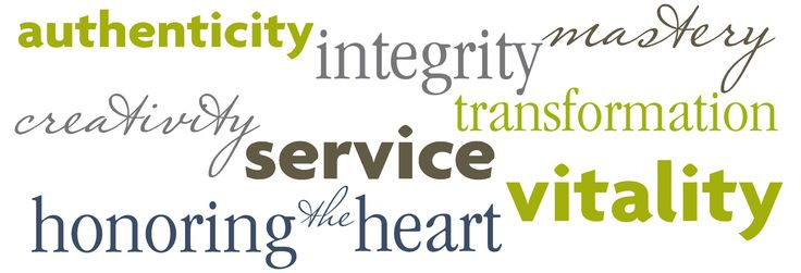 Your values help define your organizational culture.  Here are ours.  www.fmgleading.com
