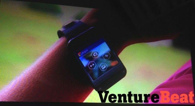 Lo smartwatch Samsung Galaxy Gear è pronto al debutto