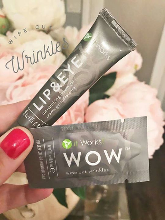 #BotoxInABottle!! A natural alternative that will #wipeoutwrinkles in 90 seconds and plump the lip!! - http://ift.tt/1HQJd81