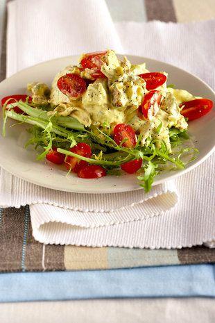 Hoenderslaai | SARIE | Chicken salad
