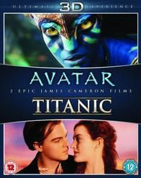 Avatar / Titanic on 3D Blu-ray / Blu-ray: $12  $4 s&h #LavaHot http://www.lavahotdeals.com/us/cheap/avatar-titanic-3d-blu-ray-blu-ray-12/127251