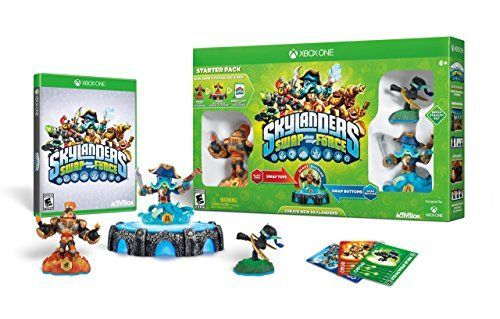 Skylanders Swap Force Starter Pack  Xbox One * You can get more details by clicking on the image.