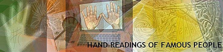 Analysis + description - Mark Twain's hand #palmistry