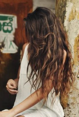 The 25 best long wavy hair ideas on pinterest long hair waves wavy long hair pretty hair colors hairstyles and beauty tips hair half up twisted hair urmus Images