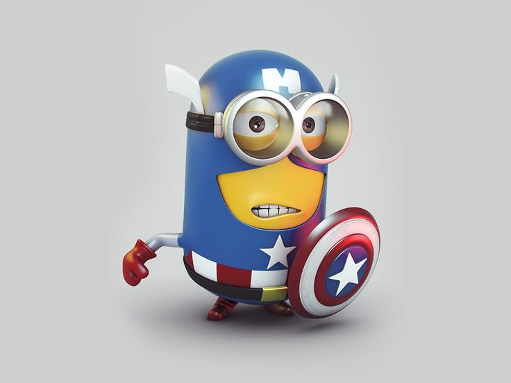 captain minion wallpaper hd download free