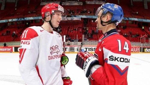 Eller and Plekanec